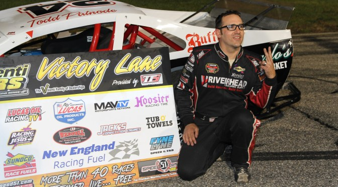 Pitkat Crowned 2018 Valenti Modified Racing Series Champion
