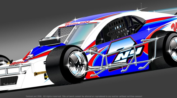 Ultra Wheel Signs with Tommy Baldwin Racing for the 2019 NASCAR Modified Season