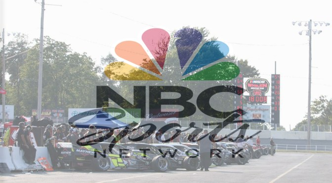 NBC Sports Network to Broadcast NASCAR Whelen Modified Tour 'Mod Classic' 150 on Saturday, August 31