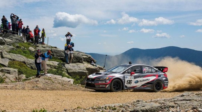 CLIMB TO THE CLOUDS HILLCLIMB RETURNS TO MT. WASHINGTON IN JULY 2020