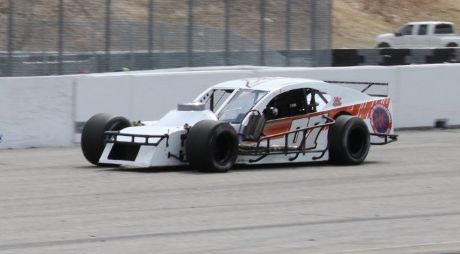 LOOKING BACK, AND AHEAD: JUSTIN ALBERNAZ FINISHING RECOVERY FOLLOWING SUNOCO MODIFIED WRECK LAST AUGUST