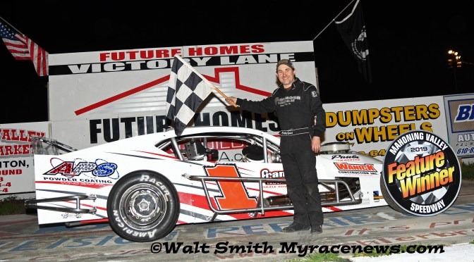 Bobby Jones has week two figured out at Mahoning Valley.wins for third straight year in a thriller over Earl Paules