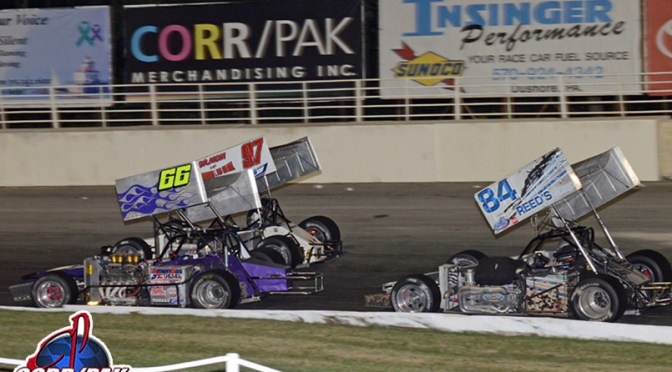 Corr/Pak Merchandising Continues Partnership with the ISMA Supermodifieds