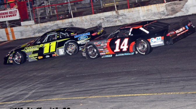 Twin Late Model features on tap this Saturday at Mahoning Valley Speedway