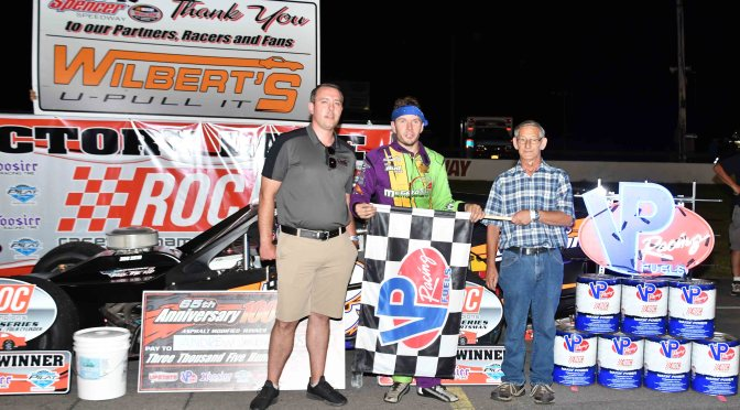 ANDY JANKOWIAK DOMINATES SPENCER SPEEDWAY PRESENTED BY WILBERT'S U PULL-IT
