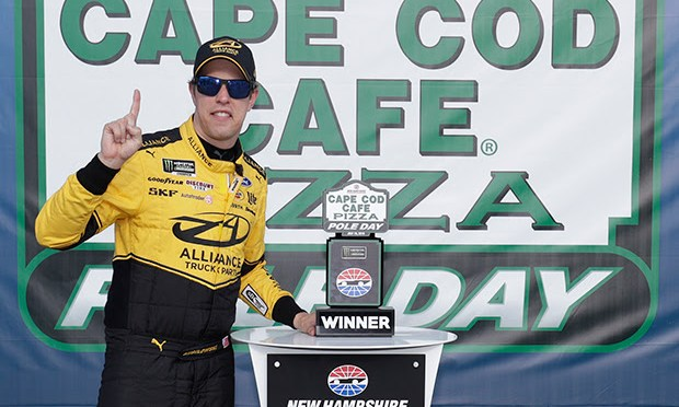 """Keselowski Captures His Fourth Monster Energy NASCAR Cup Series Pole at """"The Magic Mile"""""""