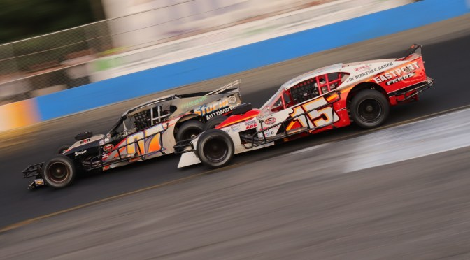 RIVERHEAD NASCAR MODIFIED 75-LAPPER AND SCHOOL BUS DEMOLITION DERBY TO SPICE UP AUGUST 24TH PROGRAM, 2019 CHAMPIONSHIP CHASES START FINAL MONTH