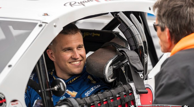 Ryan Preece Posts $500 SK Modified® Bonus for NAPA Fall Final