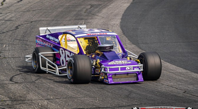 Ron Silk Looking to Go Back to Back at Stafford in NAPA Fall Final