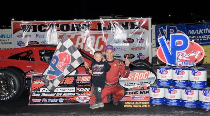 Matt Hirschman wins fourth career Tommy/Tony 110 at Lancaster Speedway