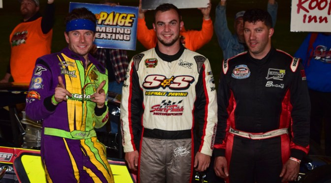 DOWLING CAPITALIZES ON WILD FINISH TO SCORE TTOMS VICTORY AT SEEKONK;  WILLIAMS CROWNED SERIES CHAMPION