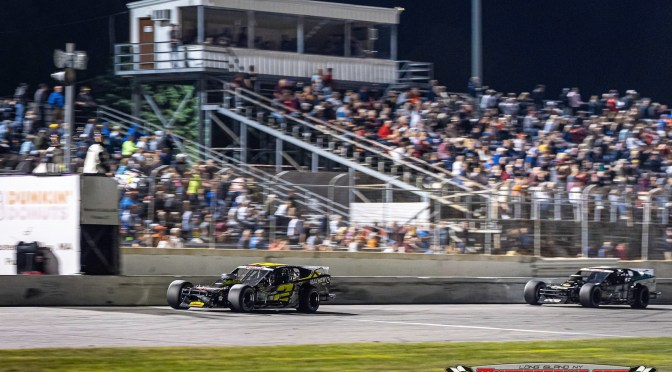 DOUG COBY AND JUSTIN BONSIGNORE TO DECIDE NWMT TITLE AT SUNOCO WORLD SERIES