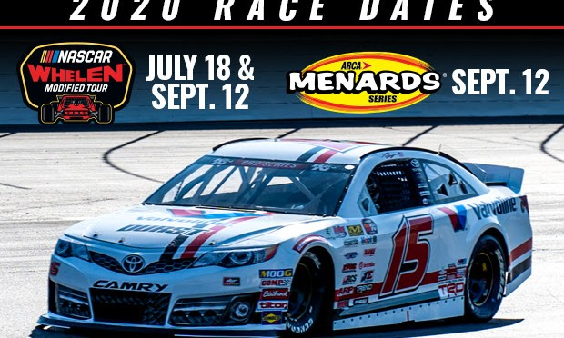 NASCAR Short Track Racing A BIG PART OF the 2020 Loudon Lineup