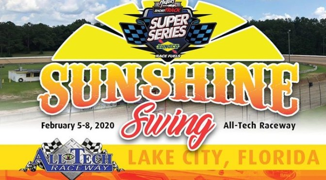 FRIESEN SWEEPS SUNSHINE SWING FRIDAY NIGHT DOUBLE AT ALL-TECH