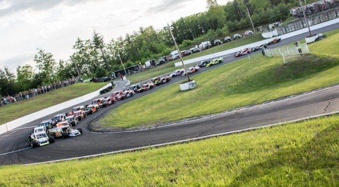 Tri Track Open Modified Series Announces 2020 Points Format