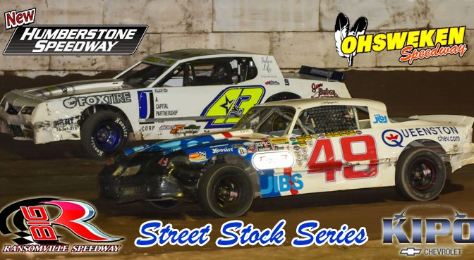 Ohsweken joins Ransomville & Humberstone for Can-Am Thunder Stock Challenge