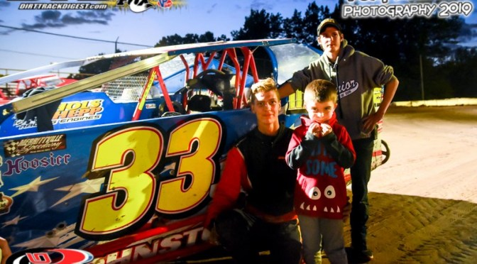 Johnston moving up to Ransomville's 358 Modifieds