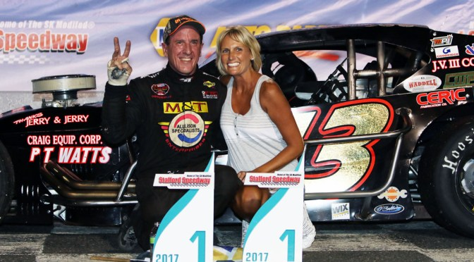 Ted Christopher Drive for Safety Initiative Launched for 2020 Race Season at Stafford