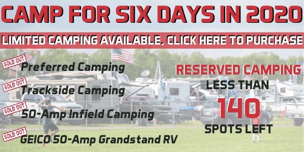 Pocono Camping Open Six Days – Limited Spots Remain