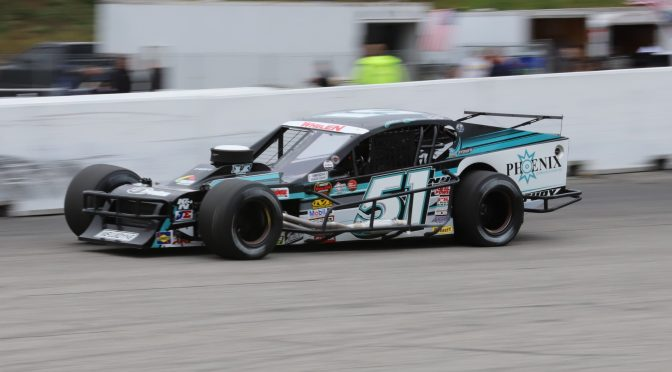 Justin Bonsignore Starts The 2020 NASCAR WMT season with a Dominating Win