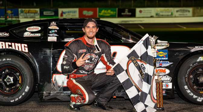Christian III goes Three in a Row with the GSPSS on the 4th of July