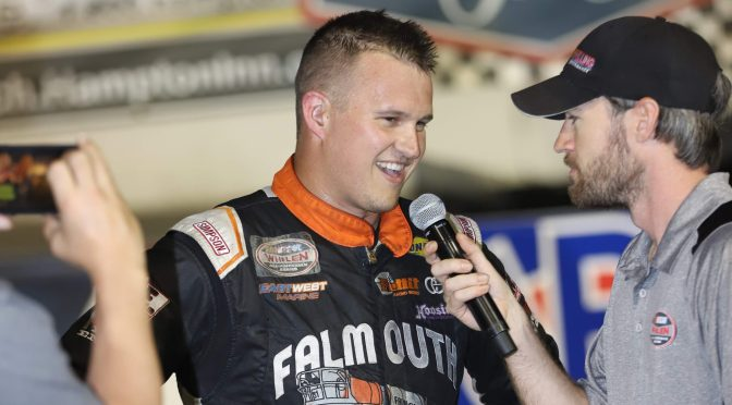 RYAN PREECE TO COMPETE WITH TRI TRACK OPEN MODIFIED SERIES AT STAR SPEEDWAY