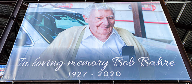 New Hampshire Motor Speedway to Honor Founder Bob Bahre During Foxwoods Resort Casino 301