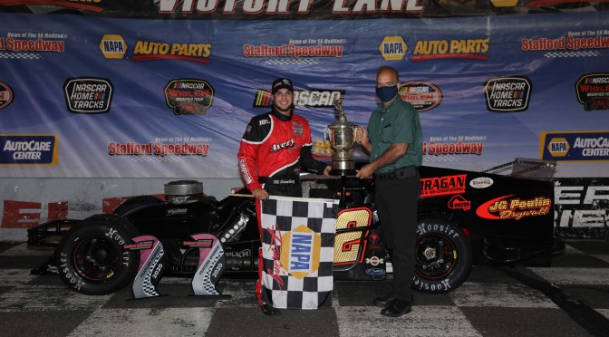 Dowling, Arute, Debbis, Durand, & Robinson Score August 14 Weekly Racing Feature Wins at Stafford Motor Speedway