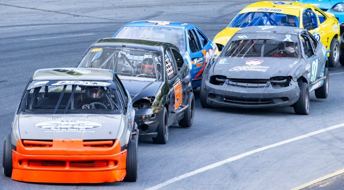 """Rookie Hobby Stock """"Farewell 15"""" to be part of Mahoning Valley Speedway Hall of Fame Series finale"""