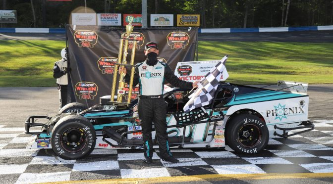 Justin Bonsignore Returns To Winning Ways At Monadnock