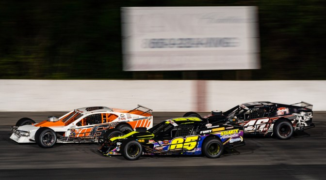 HOW CRIS MICHAUD SAVED THE WHELEN MODIFIED TOUR SEASON