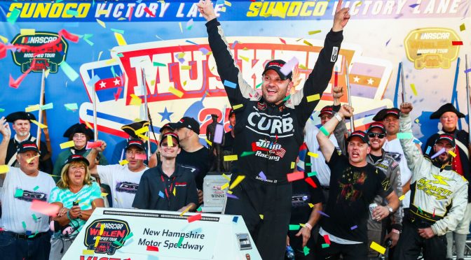 Top Seven Storylines to Watch as Full Throttle Fall Weekend Returns to New Hampshire Motor Speedway