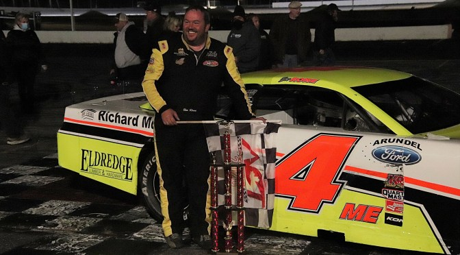Rowe Snaps Long ACT Winless Drought at Oxford as Hebert Locks up First Title