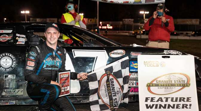 Pole Clinches GSPSS Championship With A Win at The Speedbowl