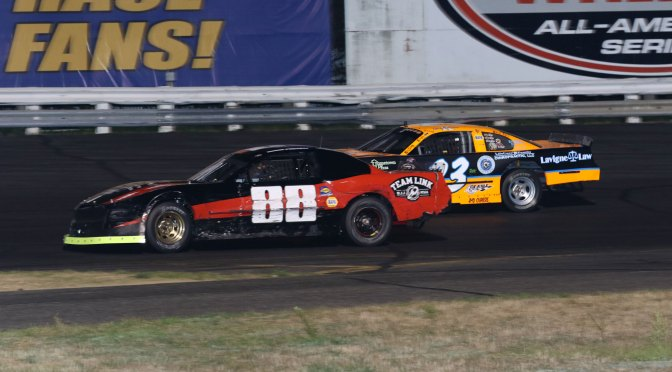 Duane Provost Wins NAPA Auto Parts Late Model Rookie of the Year Honors at Stafford Speedway