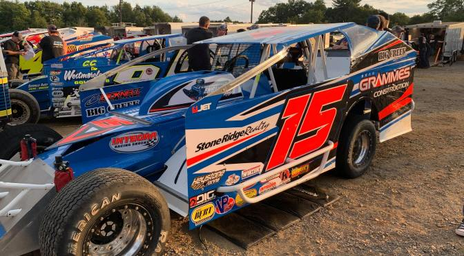 DUANE HOWARD SET FOR GRANDVIEW SEASON, SOME CHANGES FOR 602 SPORTSMAN