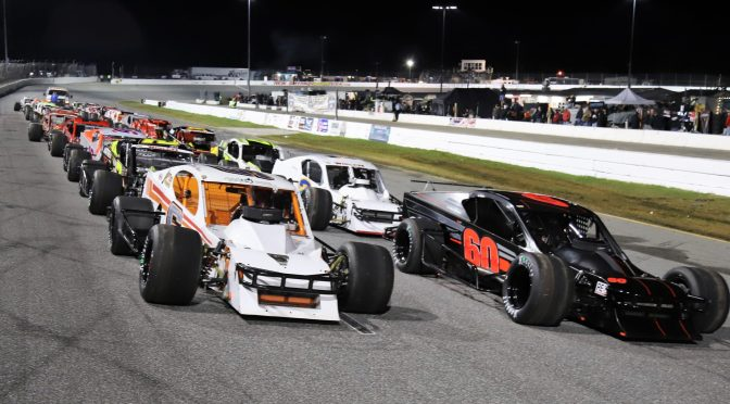 New Symyrna Speedway Tour Modified Entry List Continues to Grow