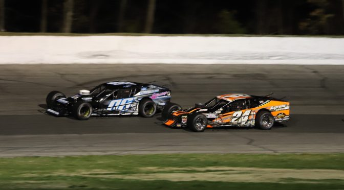 SAM RAMEAU WRAPS BUSY WEEK WITH SIXTH PLACE FINISH AT THOMPSON SPEEDWAY