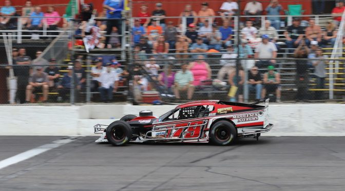 JON MCKENNEDY ROARS BACK TO VICTORY LANE WITH TRI TRACK AT STAR SPEEDWAY