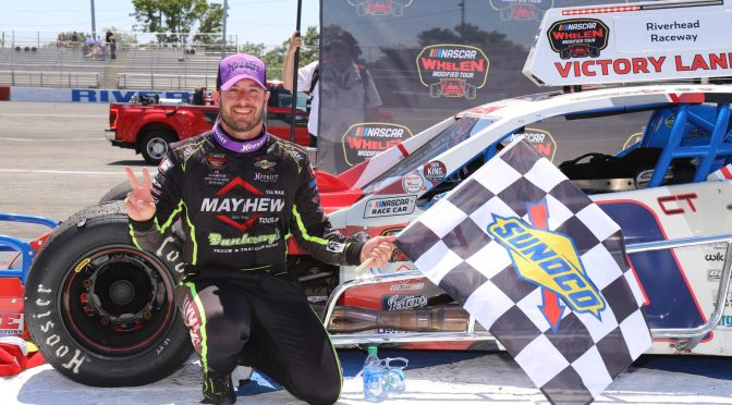Doug Coby wins second consecutive race at Riverhead