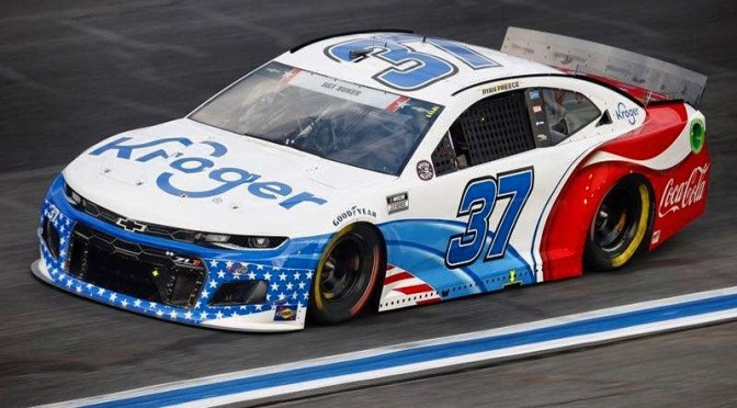 Ryan Preece to Enter Vermont Governor's Cup at Thunder Road