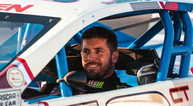 Six-Time NASCAR Modified Champion Doug Coby Set For Competition With SRX Series at Stafford Motor Speedway