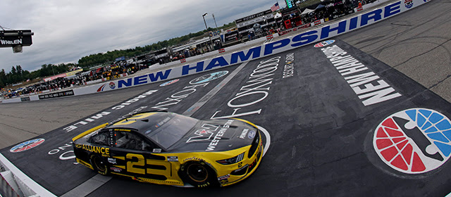 """""""It's Going to be Lit:"""" Keselowski Says Sunday's Foxwoods Resort Casino 301 Could Preview Championship Battle at Season's End"""