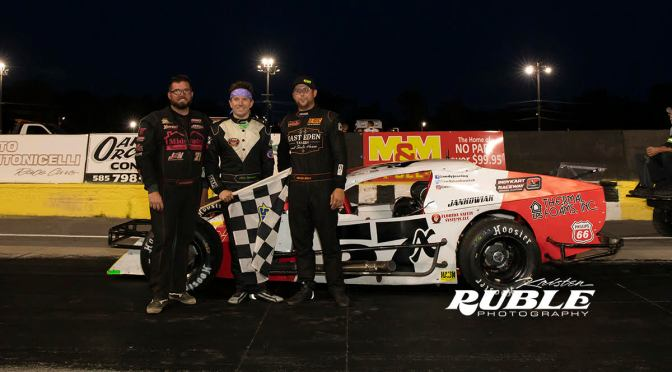 Andy Jankowiak, Ryan Lagoda, Dave Wollaber, and Kevin Bainbridge Win Saturday Portion of US Open