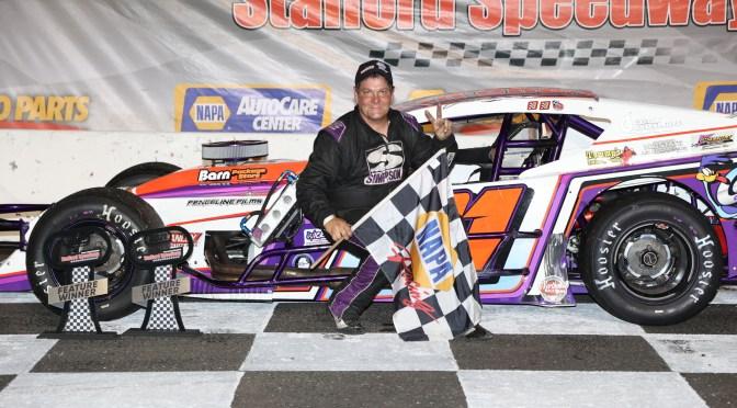 Owen, Saunders, Sullivan, Fearn, & Ouellette Score September 24 Weekly Racing Feature Wins at Stafford Motor Speedway
