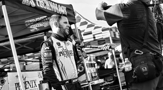 JUSTIN BONSIGNORE LOOKS TO SEAL THIRD WHELEN MODIFIED TOUR TITLE AT STAFFORD
