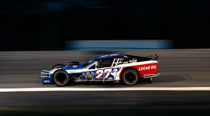 ROLLING TO STAR SPEEDWAY: KEVIN IANNARELLI LOOKS FOR STRONG PERFORMANCE AT FAMILIAR TRACK