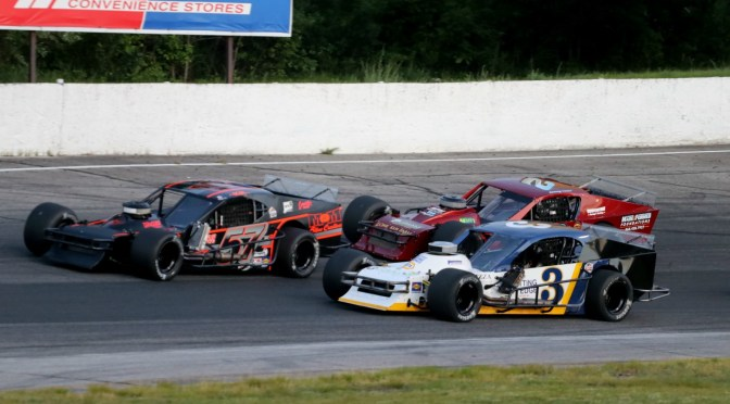 Sunoco Modified Triple Crown Announced for Thompson World Series