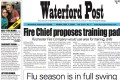 In this week's Waterford Post…