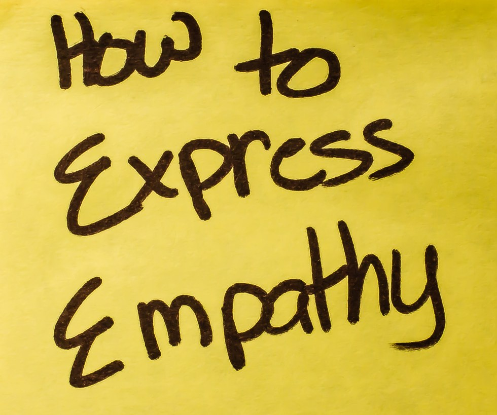 How to Express Empathy